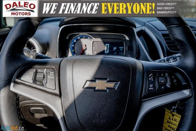 2015 Chevrolet Trax LT / NAVI / BUCKET SEATS /  WIFI HOTSPOTS Photo19