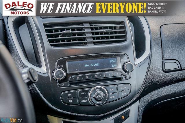 2015 Chevrolet Trax LT / NAVI / BUCKET SEATS /  WIFI HOTSPOTS Photo21