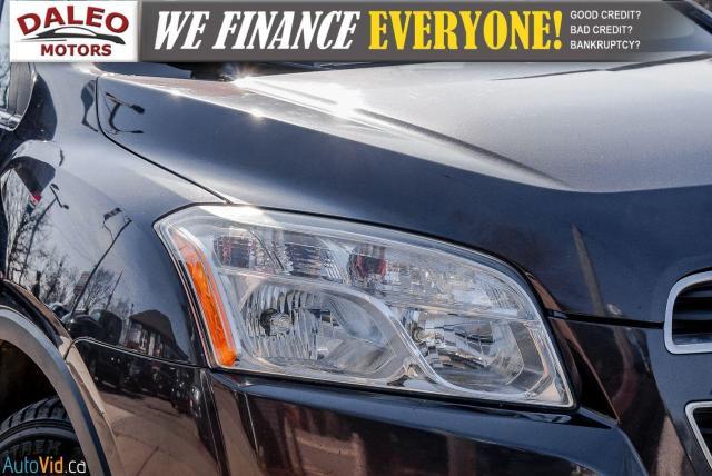 2015 Chevrolet Trax LT / NAVI / BUCKET SEATS /  WIFI HOTSPOTS Photo2