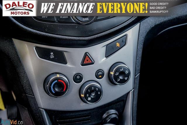 2015 Chevrolet Trax LT / NAVI / BUCKET SEATS /  WIFI HOTSPOTS Photo22