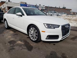 Used 2019 Audi A4 Komfort for sale in Brampton, ON