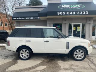 Used 2008 Land Rover Range Rover HSE for sale in Mississauga, ON