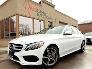 Used 2018 Mercedes-Benz C300 4Matic.AMG Pkg.Navi.Cam.PanoRoof.OneOwner.Warranty for sale in Kitchener, ON