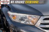 2012 Toyota Highlander LTD / 7 PASS / LEATHER / MOONROOF / NAVI / CAM Photo27