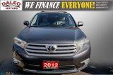 2012 Toyota Highlander LTD / 7 PASS / LEATHER / MOONROOF / NAVI / CAM Photo28