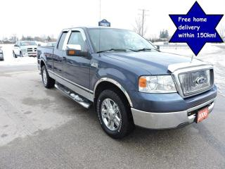 Used 2006 Ford F-150 XLT 8 cylinder Well oiled No rust Certified for sale in Gorrie, ON