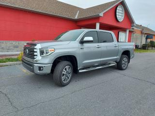 Used 2019 Toyota Tundra Platinum for sale in Cornwall, ON