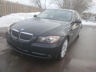 Used 2007 BMW 3 Series 335i for sale in North York, ON