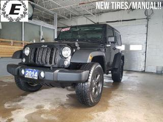 Used 2014 Jeep Wrangler SPORT for sale in Barrie, ON