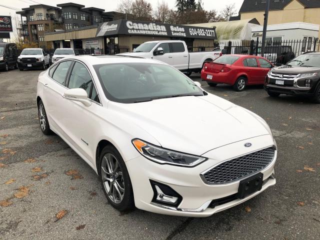 2019 Ford Fusion Hybrid TITANIUM 2.0L 188HP/ELECTRIC CVT AUTO