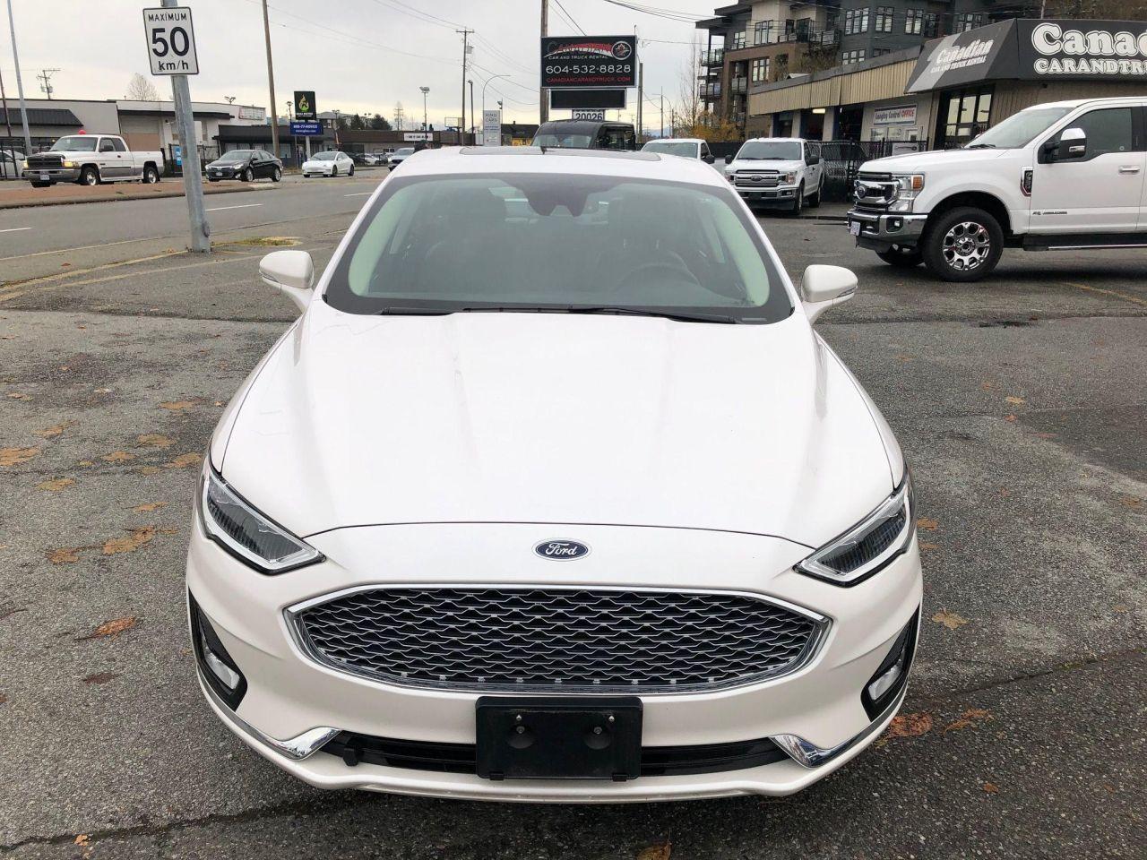 2019 Ford Fusion Hybrid