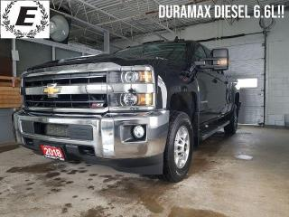Used 2018 Chevrolet Silverado 2500 LT/DURAMAX 6.6L/NAVIGATION!! for sale in Barrie, ON