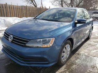 Used 2015 Volkswagen Jetta TRENDLINE+ for sale in North York, ON