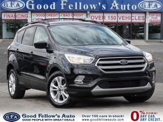 Used 2017 Ford Escape SE MODEL, BACKUP CAMERA, POWER SEAT, HEATED SEATS for sale in Toronto, ON