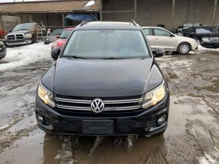 Used 2012 Volkswagen Tiguan COMFORTLINE for sale in Hamilton, ON