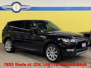 Used 2014 Land Rover Range Rover Sport HSE Navigation, Pano-Roof 127K km for sale in Vaughan, ON