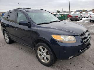 Used 2007 Hyundai Santa Fe GL Premium w/Lth for sale in North York, ON