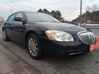 Used 2011 Buick Lucerne CXL Premium-ONLY 65K-LEATHER-SUNROOF-AUX-ALLOYS for sale in Scarborough, ON
