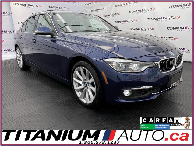 2017 BMW 3 Series 330i+Intelligent Safety+Surround Camera+GPS+xDrive