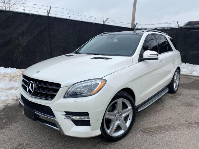 2013 Mercedes-Benz ML 350 ML350 4MATIC-BlueTEC-AMG PKG-SPORT PKG-NAVI-CAMERA