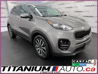 Used 2017 Kia Sportage EX+Camera+Apple Play+Heated Power Seats+Prox. Key for sale in London, ON