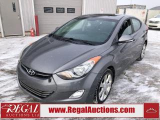 Used 2011 Hyundai Elantra Limited 4D Sedan 1.8L for sale in Calgary, AB