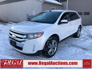 Used 2013 Ford Edge Limited 4D Utility AWD 3.5L for sale in Calgary, AB