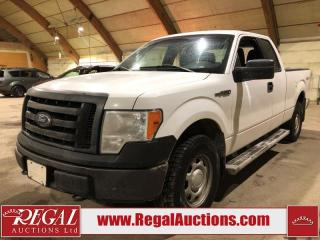 Used 2012 Ford F-150 XL 2D SUPERCAB 4WD for sale in Calgary, AB