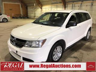 Used 2015 Dodge Journey 4D  UTILITY for sale in Calgary, AB