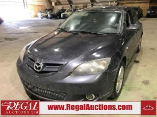 Used 2008 Mazda MAZDA3 4D HATCHBACK for sale in Calgary, AB