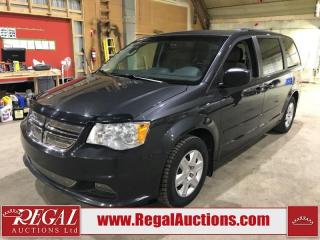 Used 2011 Dodge Grand Caravan Express 4D SPORT VAN for sale in Calgary, AB