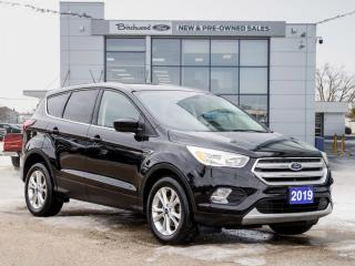 Used 2019 Ford Escape SE ONE OWNER | HEATED SEATS for sale in Winnipeg, MB