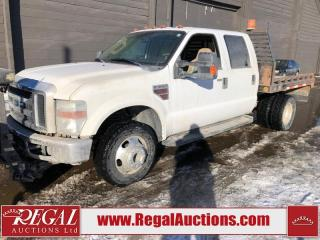Used 2008 Ford F-350 SD LARIAT CREW CAB for sale in Calgary, AB