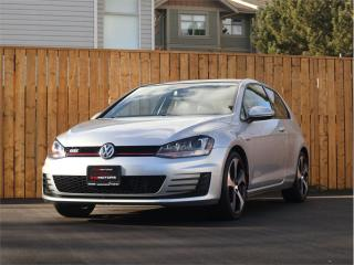 Used 2016 Volkswagen Golf GTI 2.0L 4 Cylinder, FWD, Manual - TURBOCHARGED! for sale in Langford, BC