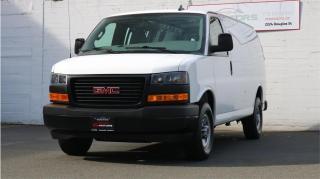 Used 2018 GMC Savana Cargo Van BASE for sale in Victoria, BC