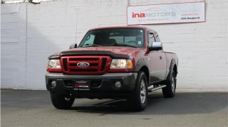 Used 2008 Ford Ranger FX4/Off-Rd for sale in Victoria, BC