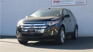 Used 2013 Ford Edge Limited for sale in Victoria, BC