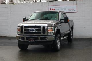 Used 2008 Ford F-350 Super Duty SRW Lariat for sale in Victoria, BC