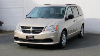 Used 2013 Dodge Grand Caravan SXT for sale in Victoria, BC