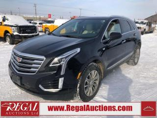 Used 2017 Cadillac XT5 AWD LUXURY 4D UTILITY AWD 3.6L for sale in Calgary, AB