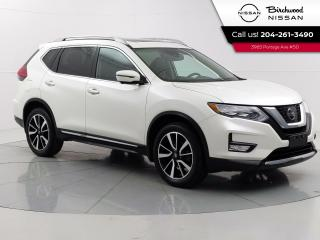 Used 2017 Nissan Rogue SL Platinum Accident Free, 360 Camera's, Moonroof, Remote Start for sale in Winnipeg, MB