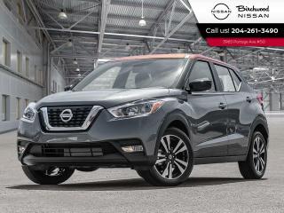 New 2020 Nissan Kicks SV for sale in Winnipeg, MB