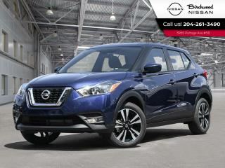 New 2020 Nissan Kicks SV for sale in Winnipeg, MB