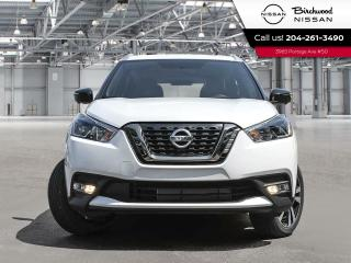 New 2020 Nissan Kicks SR for sale in Winnipeg, MB