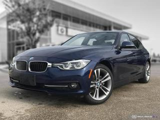 Used 2016 BMW 3 Series 320i xDrive Local Lease! 2 NEW TIRES + 2 ALMOST NEW! for sale in Winnipeg, MB