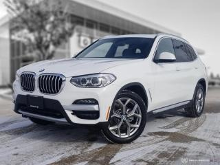 New 2021 BMW X3 xDrive30i PREMIUM PACKAGE ENHANCED for sale in Winnipeg, MB