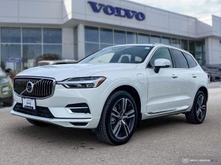 New 2021 Volvo XC60 Inscription Expression T8 Hybrid for sale in Winnipeg, MB