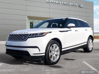 New 2021 Land Rover Range Rover Velar S *Retired Courtesy Vehicle for sale in Winnipeg, MB