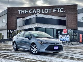 Used 2020 Toyota Corolla LE Previous Daily Rental for sale in Sudbury, ON
