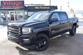 Used 2018 GMC Sierra 1500 SLE HEATED SEATS! REMOTE START! NAVIGATION! for sale in Saskatoon, SK